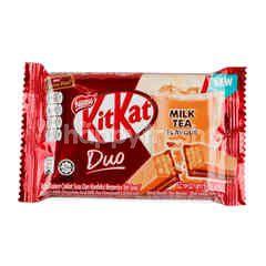 KitKat Duo Milk Tea Flavour 35 g