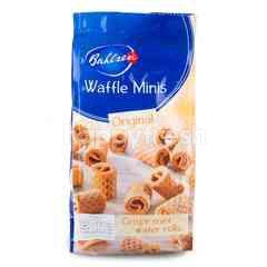 Bahlsen Crispy Mini Wafer Rolls - Original
