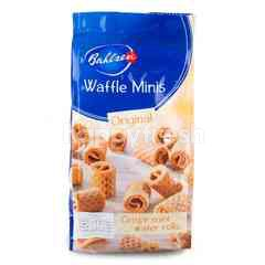 Bahlsen Waffle Minis Original