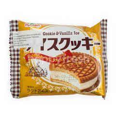 Futaba Cookie & Vanilla Ice Cream
