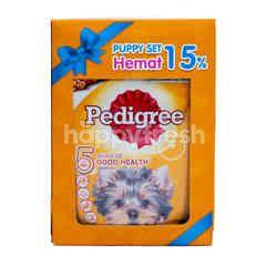 Pedigree Makanan Anak Anjing Mix Pack
