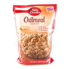 Betty Crocker Oatmeal Cookie Mix Flour