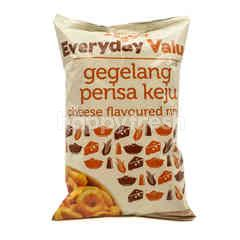 Tesco Everyday Value Cheese Flavoured Rings