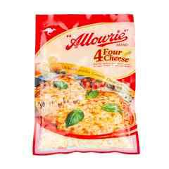 Allowrie Mixed Natural 4 Cheese
