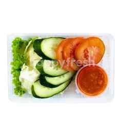 Aeon Red Sambal Mix Salad
