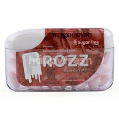 Frozz Cherry Mint Flavor