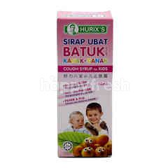 Hurix's Cough Syrup For Kids