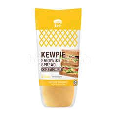 Kewpie Sandwich Spread Cheesy Cheese
