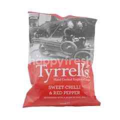 Tyrrells Sweet Chilli & Red Pepper Potato Chips