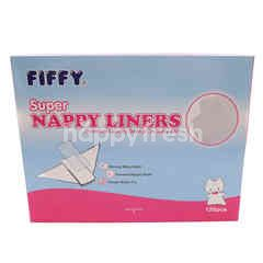 FIFFY Super Nappy Liners
