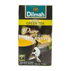 Dilmah All Natural Teh Hijau Murni Hijau