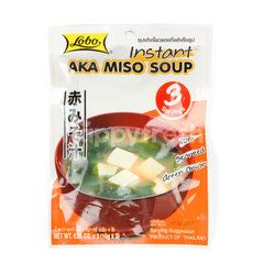 Lobo Instant Aka Miso Soup