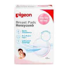 Pigeon Breast Pads Honeycomb (60 Pieces)