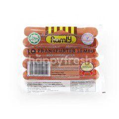 Ramly Beef Frankfurter