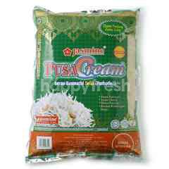 Jasmine Pusa Cream Basmathi Sella (Parboiled) Rice