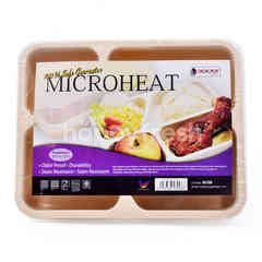 Swordman Microheat Container