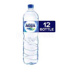 Aqua Mineral Water 12 x 1500ml
