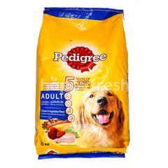 Pedigree Chicken & Vegetables Flavored Adult Dog Food