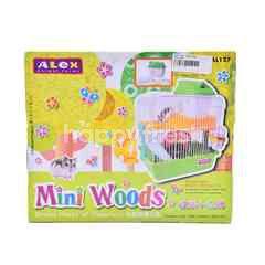 Alex Mini Woods Hamster Cage