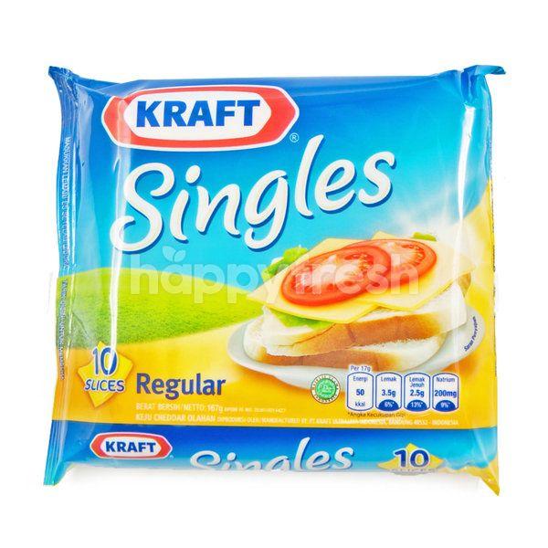 Kraft Singles Regular Cheese (10 slices)