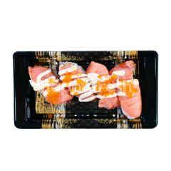Aeon Salmon Aburi Mayo Sushi