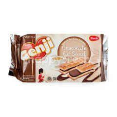 Monde Pie Sand Cokelat