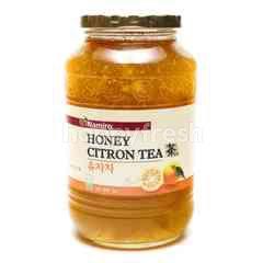 Namiro Honey Citron Tea