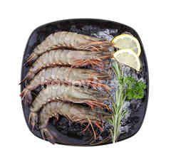 Food Diary Fz Raw Whole Black Tiger Shrimp Head On