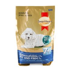 Smart Heart Gold Fit & Firm Small Breeds 7+ Dog Food
