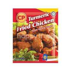 Cp Turmeric Fried Chicken