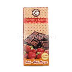 Waroeng Coklat Cokelat Stroberi Batang