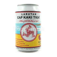 Cap Kaki Tiga Lychee Flavored Cooling Water