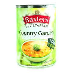 Baxters Vegetarian Country Garden