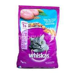 Whiskas Makanan Kucing Rasa Ikan Laut Dewasa 1+