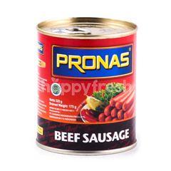 Pronas Beef Sausage
