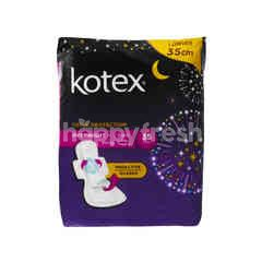 Kotex Overnight Wing Extra Long 35cm Pads (7 Pieces)