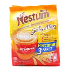 Nestum Grain & More 3 In 1 Original Cereal Drink (15 Pieces)