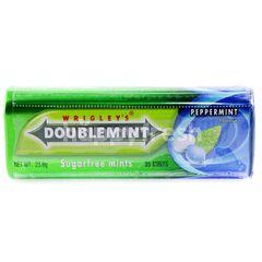 Wrigley's Doublemint Sugar Free Mints