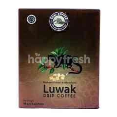 Opal Coffee Kopi Luwak Bubu