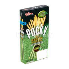 Pocky Green Tea Matcha Flavour