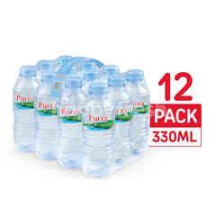 เพอร์ร่า น้ำแร่ธรรมชาติ 330 มล. (แพ็ค)
