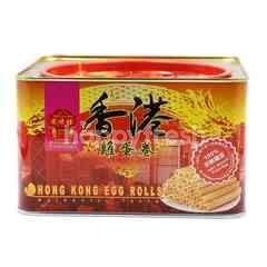 Oriented Cravings Hong Kong Egg Rolls