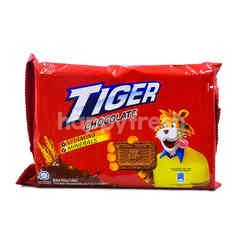 Tiger Chocolate Biscuits