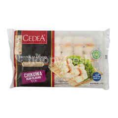 Cedea Chikuwa Processed Fish
