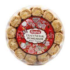 Sing Long Peanut Indulgence Cookies