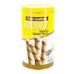 Tong Garden Amore Vanilla Wafer Rolls