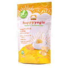 Happy Yogis Banana Mango Yogurt & Fruit Snacks