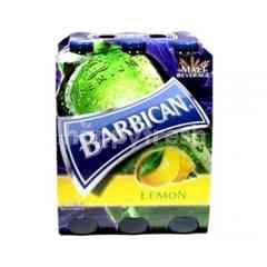 Barbican Lemon Flavoured Malt Beverages (6 Bottles)