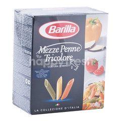 Barilla Pasta Mezze Penne Tricolore