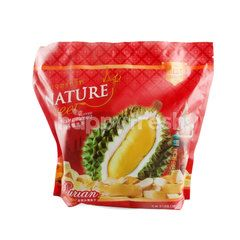 Nature Sweet Freezed Dried Durian